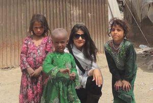 زنان در تکاپو – سارا کاظمی