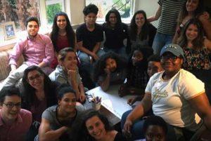 فصل مشترک – ف٢- همراه با گروهی کوچک از بهائیان واشنگتن
