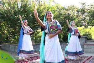 رقص محلی پاکستانی – پشتو