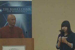 کرسی صلح – چین و صلح جهانی