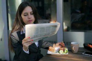 کرسی صلح – رسانهها
