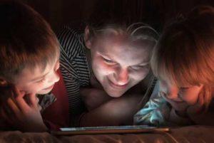 گزارشی از کرسی صلح مریلند – نقش تکنولوژی در زندگی کودکان و نوجوانان
