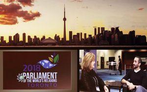 پارلمان جهانی ادیان – جان سعید در جستجوی ساخت و پرورش ظرفیت و توانایی جوانان